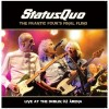 Status Quo - The Frantic Four's Final Fling - Live At The Dublin O2 Arena: Album-Cover