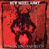 New Model Army - Between Wine And Blood: Album-Cover