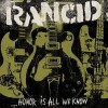 Rancid - ... Honor Is All We Know: Album-Cover