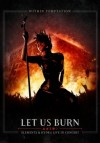 Within Temptation - Let Us Burn: Album-Cover
