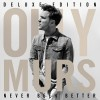 Olly Murs - Never Been Better: Album-Cover