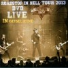 Ski's Country Trash - Roadstop In Hell Tour 2013 - Live In Geiselwind: Album-Cover