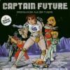 Christian Bruhn - Captain Future: Album-Cover