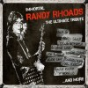 Various Artists - Immortal Randy Rhoads - The Ultimate Tribute: Album-Cover