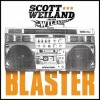 Scott Weiland & The Wildabouts - Blaster: Album-Cover