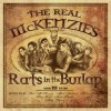 The Real McKenzies - Rats In The Burlap: Album-Cover