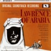 Maurice Jarre - Lawrence Of Arabia: Album-Cover