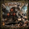 Pyogenesis - A Century In The Curse Of Time: Album-Cover