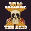 The Arcs - Yours, Dreamly,: Album-Cover