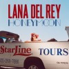 Lana Del Rey - Honeymoon: Album-Cover