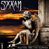 Sixx A.M. - Prayers For The Damned: Album-Cover