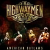 The Highwaymen - Live - American Outlaws: Album-Cover