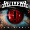 Hellyeah - Unden!able: Album-Cover