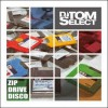 DJ Tom Select - Zipdrivedisco: Album-Cover