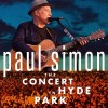 Paul Simon - The Concert In Hyde Park: Album-Cover