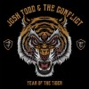 Josh Todd & The Conflict - Year Of The Tiger: Album-Cover