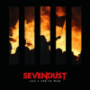 Sevendust - All I See Is War: Album-Cover