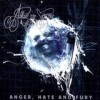 Ablaze My Sorrow - Anger, Hate And Fury: Album-Cover