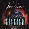 Beholder - Wish For Destruction: Album-Cover