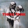 Blur - Think Tank: Album-Cover