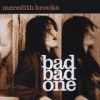 Meredith Brooks - Bad Bad One: Album-Cover