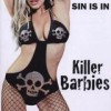 Killer Barbies - Sin Is In: Album-Cover