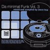 Various Artists - 'Da Minimal Funk Vol. 3' (Cover)