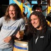 Tankard: Listening-Session auf dem Bierbike