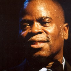 Maceo Parker live in Darmstadt 3/2003.