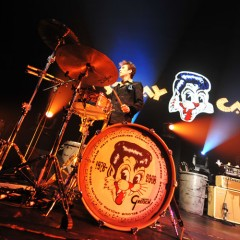 "Jim McDonell aka ""Slim Jim Phantom"""