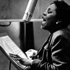 ... Dinah Washington.