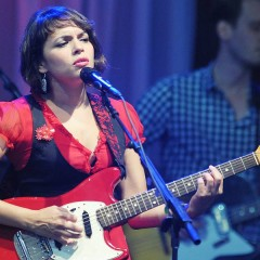 Norah Jones live in Bonn.