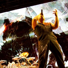 Disturbed bei Rock Am Ring 2011