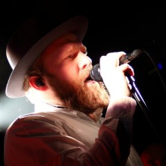Alex Clare in Berlin.