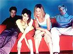 A*Teens: Single und Videoclip mit Alice Cooper