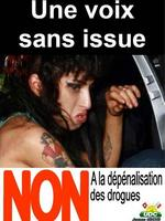 Anti-Drogen-Plakat: SVP missbraucht Amy Winehouse