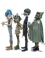 Gorillaz: Neues Video im Stream