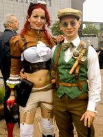 Wave Gotik Treffen 2013: Steampunk rules!