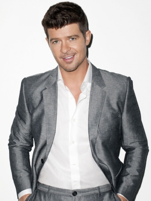 Vorchecking: Example, Enrique Iglesias, Robin Thicke