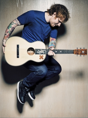 "Ed Sheeran: Video zu ""Don't"""