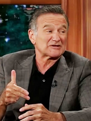 Oh Captain, My Captain: Robin Williams ist tot