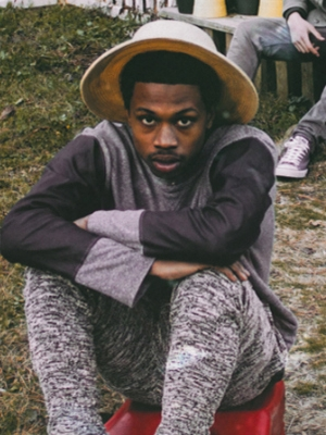 "Raury: ""Indigo Child"" im Albumstream"