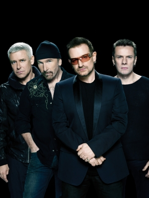 U2: Bono jammt mit Noel Gallagher