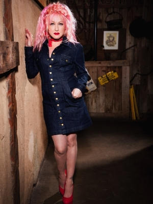 Cyndi Lauper: Neuer Song im Country-Style
