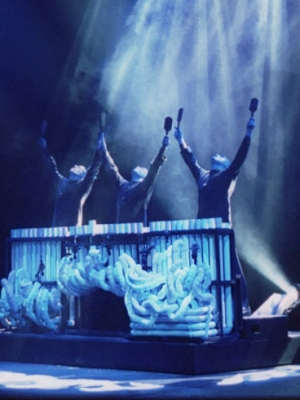 "Blue Man Group: Neues Video zu ""Giacometti"""