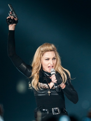 Madonna: Mehr Clown als Queen?