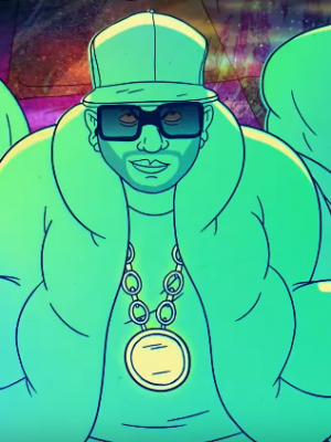 Big Grams: Comicvideo von Big Boi und Phantogram