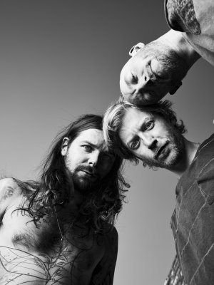 "Biffy Clyro: Neuer Song ""Flammable"" im Stream"