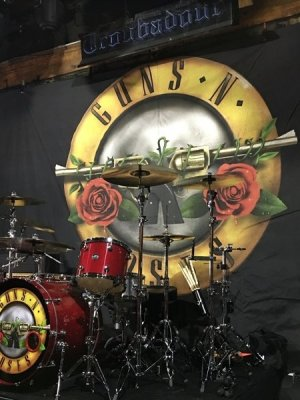 Guns N' Roses: One-Night-Stand mit Steven Adler