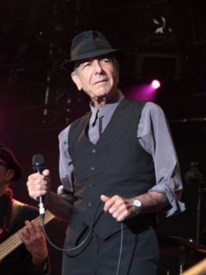 "Leonard Cohen: Neuer Song ""You Want It Darker"""